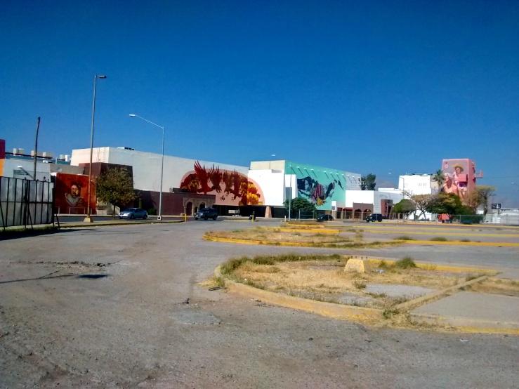 Arte urbano, Ciudad Juárez